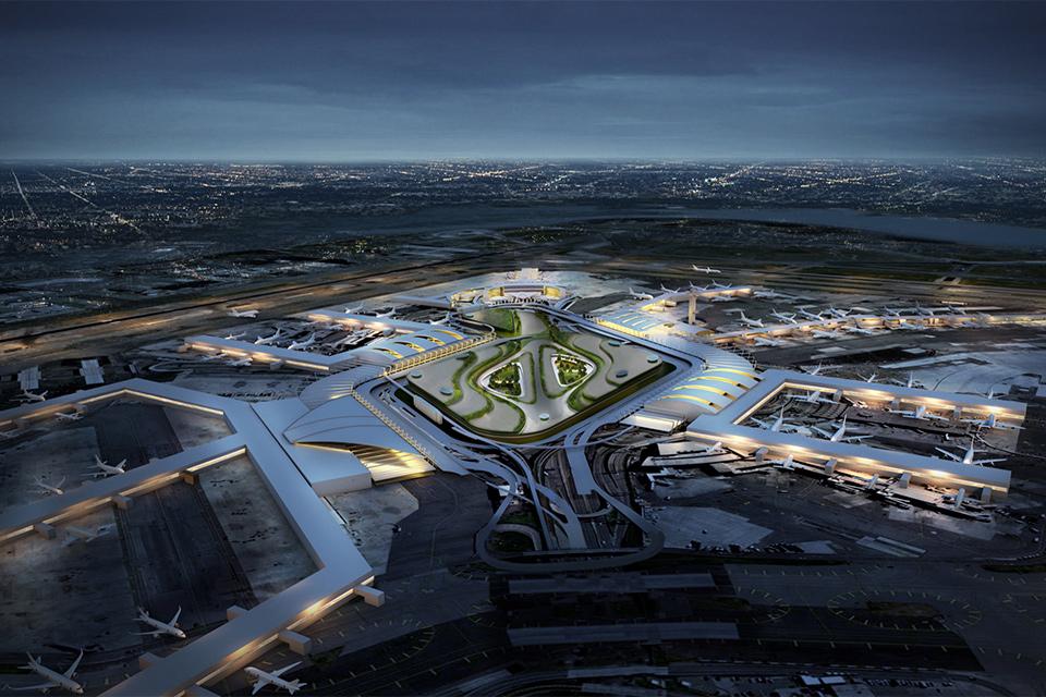 JFK Airport Overhaul