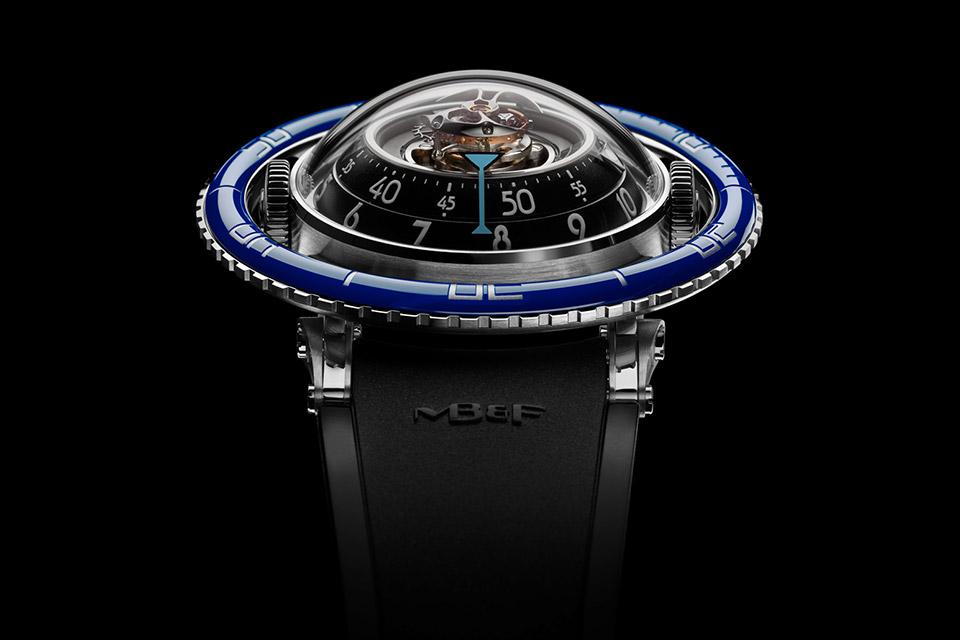 MB&F HM7 Aquapod Watch