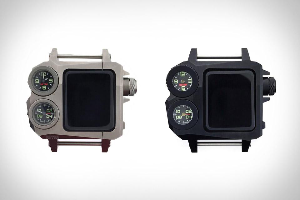 best loved 29086 b5111 MTM Status Apple Watch Case | Uncrate