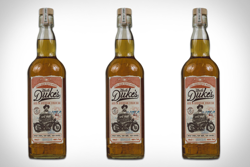 Uncle Duke's Scotch Whisky