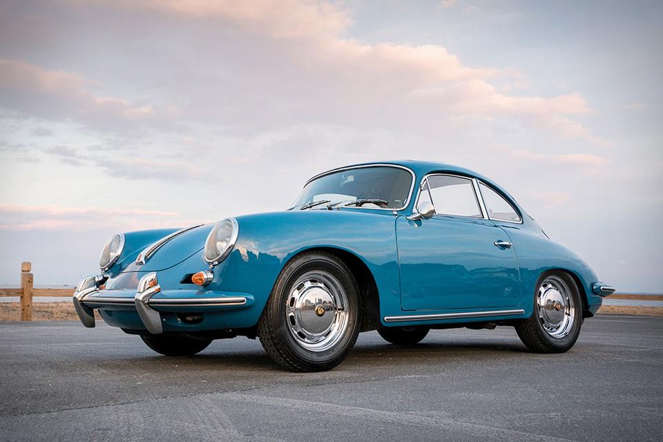 1963 Porsche 356 B Carrera 2