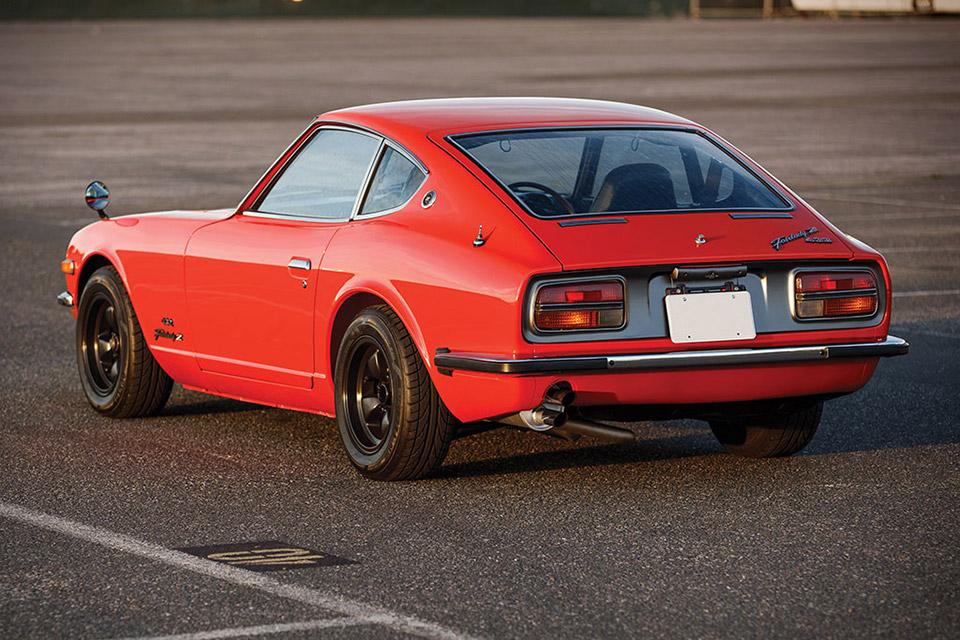 1970 Nissan Fairlady Z 432 Uncrate