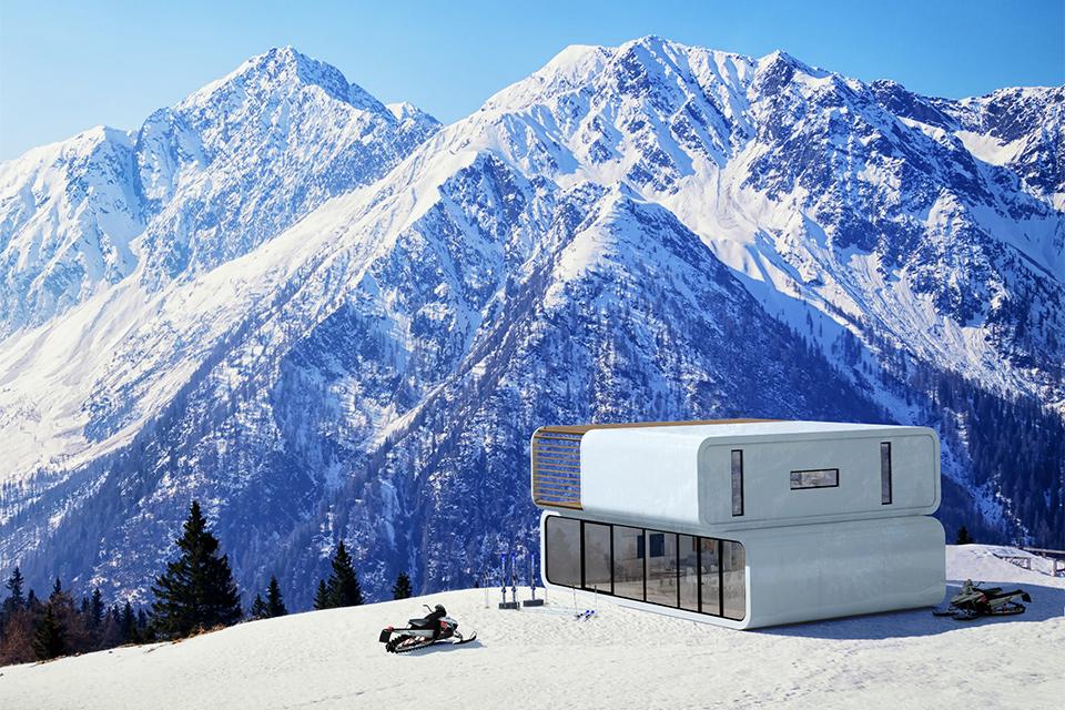 Coodo Mobile Shelter