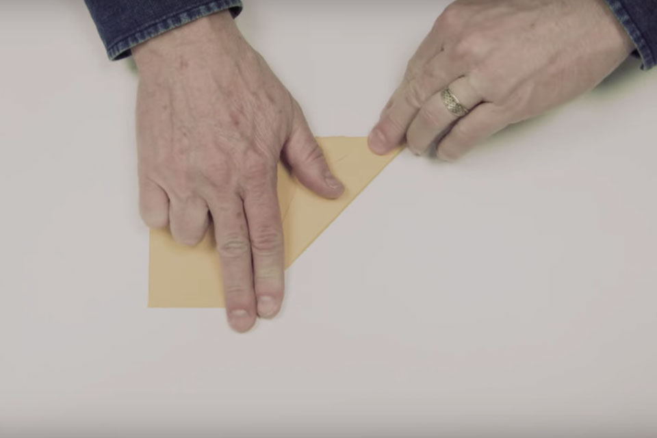 Folding the World Record Paper Airplane