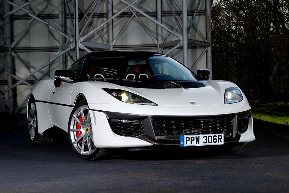 Lotus Evora Sport 410 James Bond Tribute