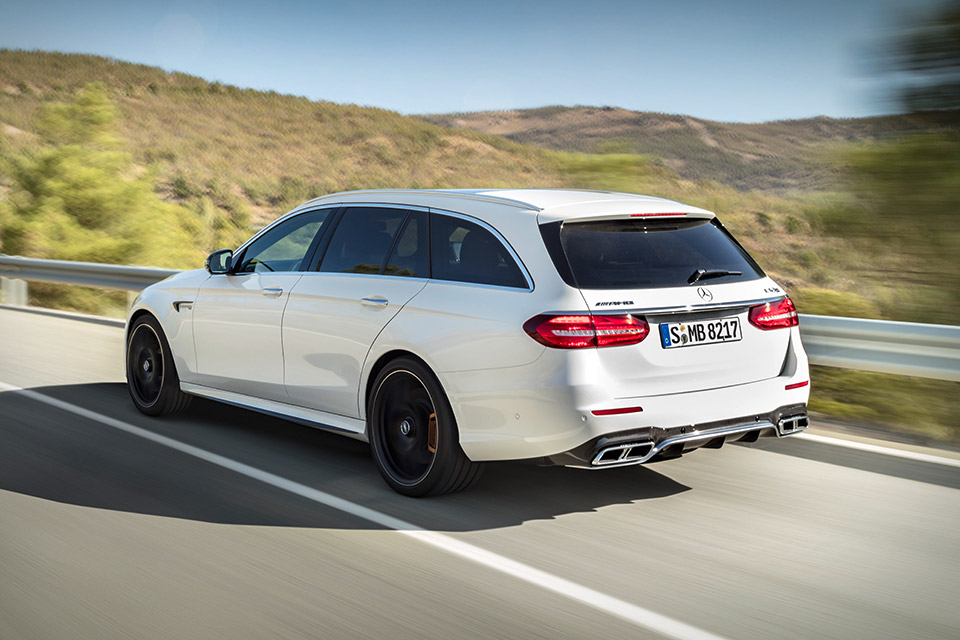 mercedes amg e63 s wagon uncrate. Black Bedroom Furniture Sets. Home Design Ideas