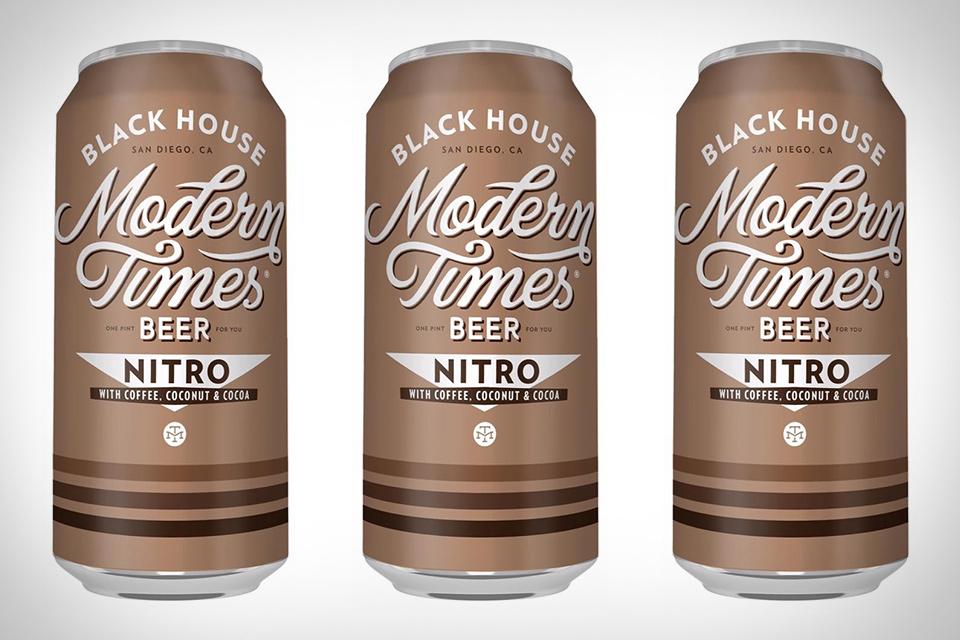 Modern Times Black House Nitro Stout