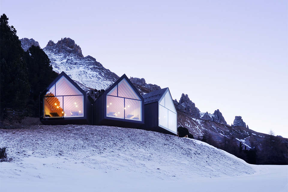Obereggen Mountain Hut