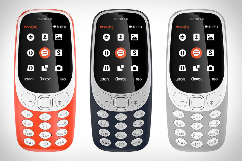 nokia 3310 mobile phone uncrate. Black Bedroom Furniture Sets. Home Design Ideas