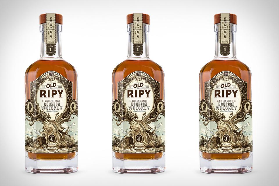 Old Ripy Bourbon