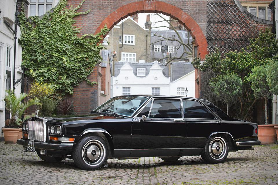 Sammy Davis Jr.'s 1977 Rolls Royce Camargue