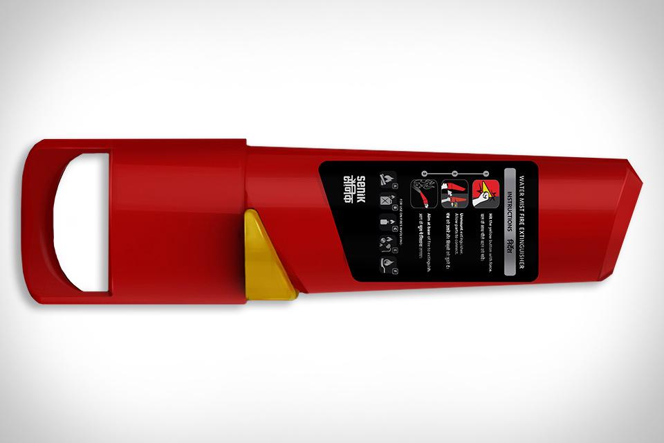Senik Fire Extinguisher Concept