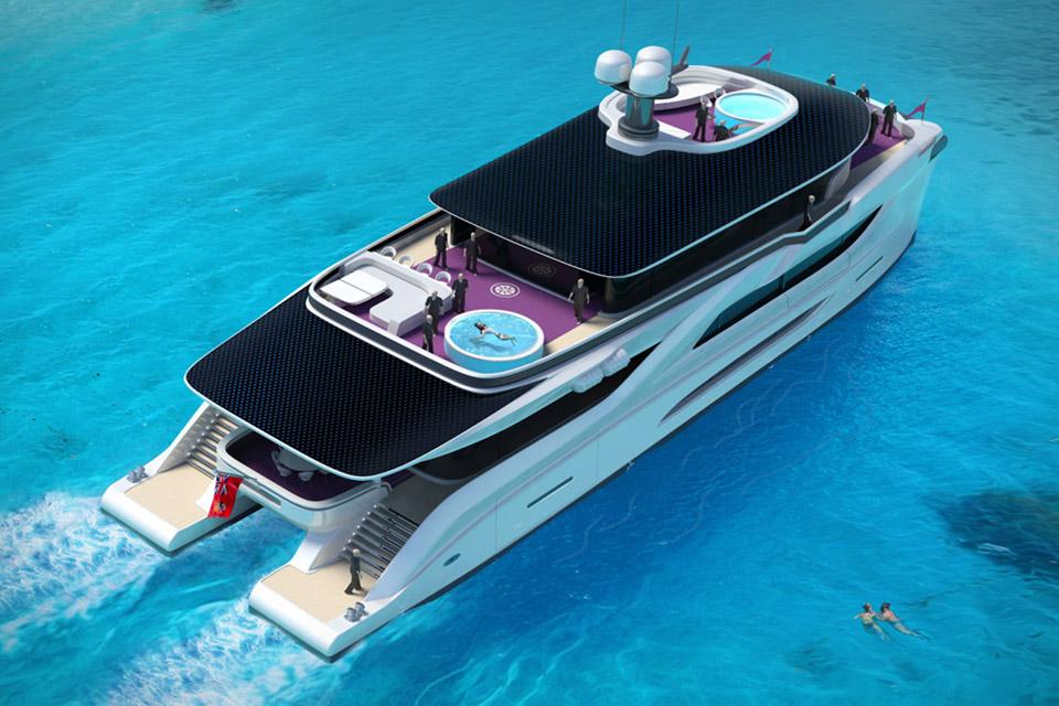 Solar Dream Catamaran