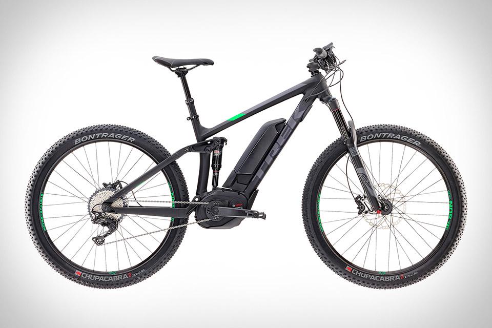 Trek Powerfuly 8 FS Plus Electric Mountain Bike