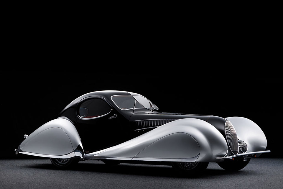1937 Talbot-Lago T150-C SS Coupe