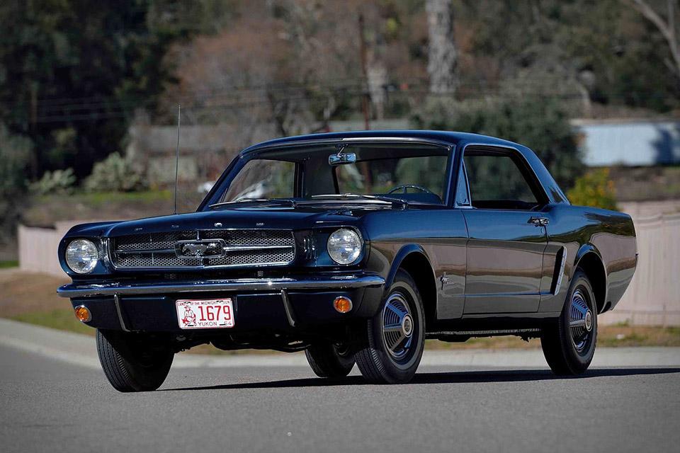 1965 Ford Mustang No. 00002
