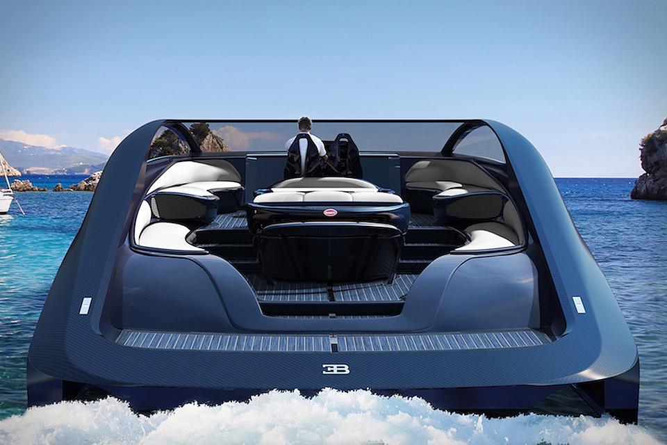 Palmer Johnson X Bugatti Niniette 66 Yacht Uncrate
