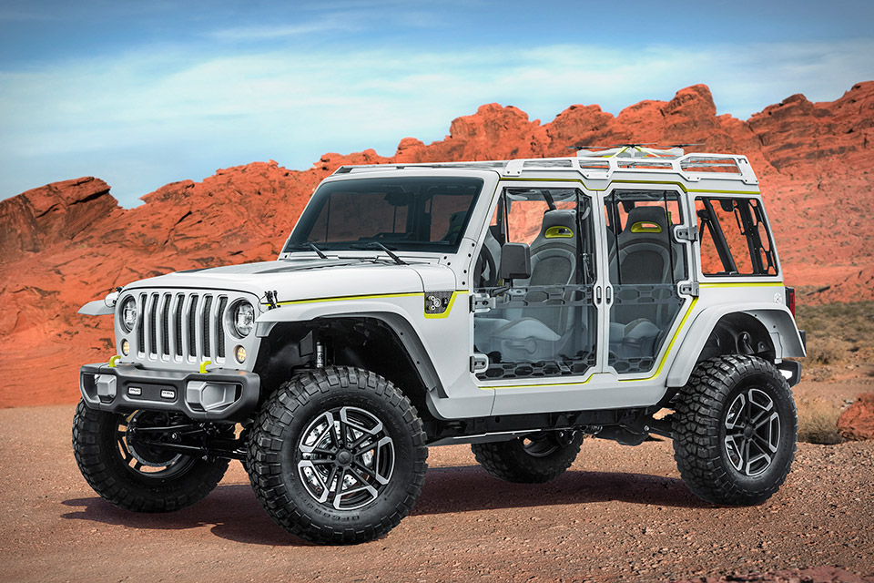 Jeep Easter Safari Concepts