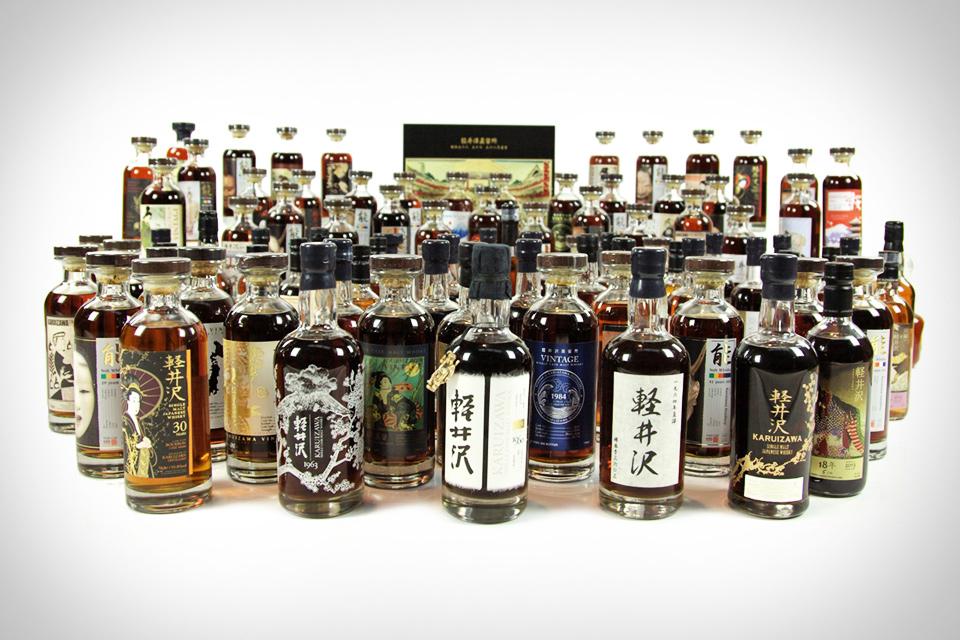Karuizawa Whisky Collection