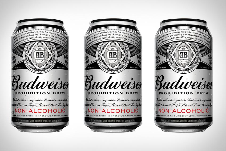 Budweiser Prohibition Brew