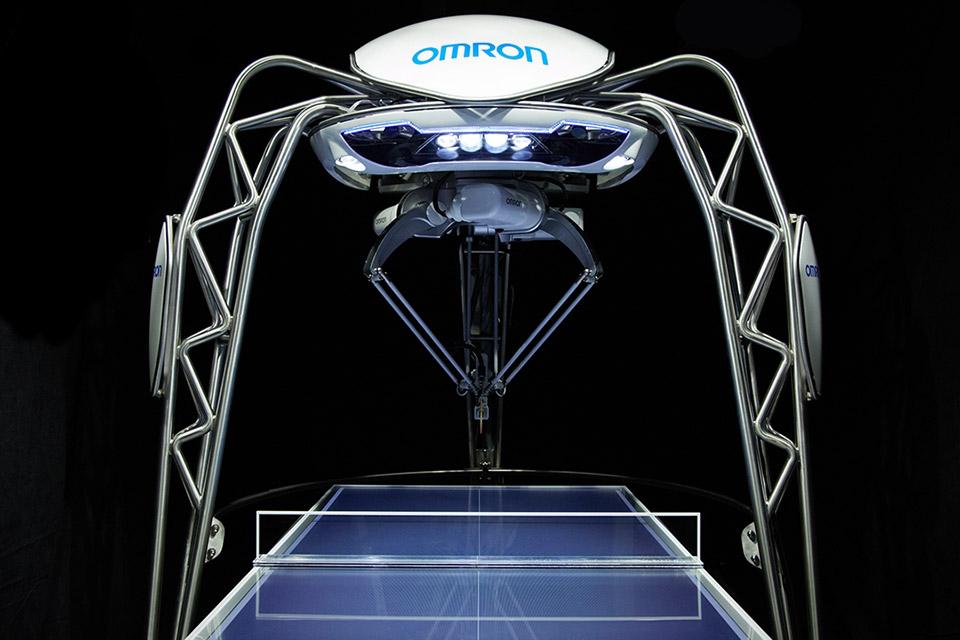 Forpheus Ping Pong Robot