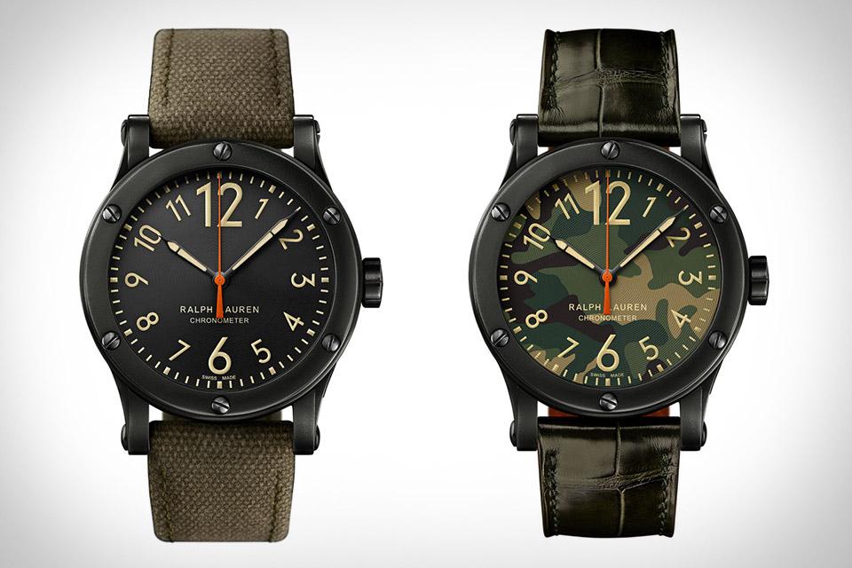 Ralph Lauren Safari Watch