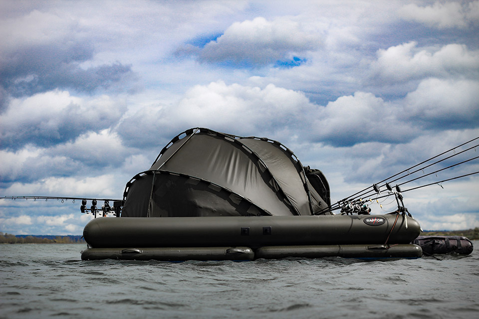Raptor XL Platform Fishing Boat