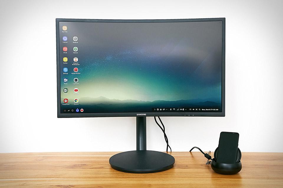 Samsung Dex Desktop Dock