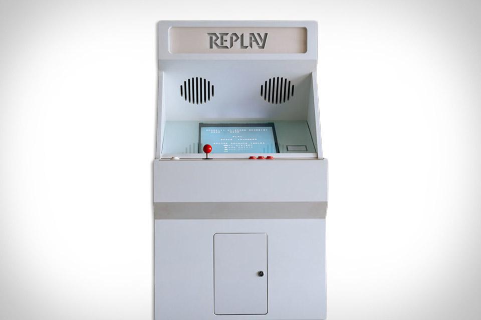 Stoa Arcade Cabinets