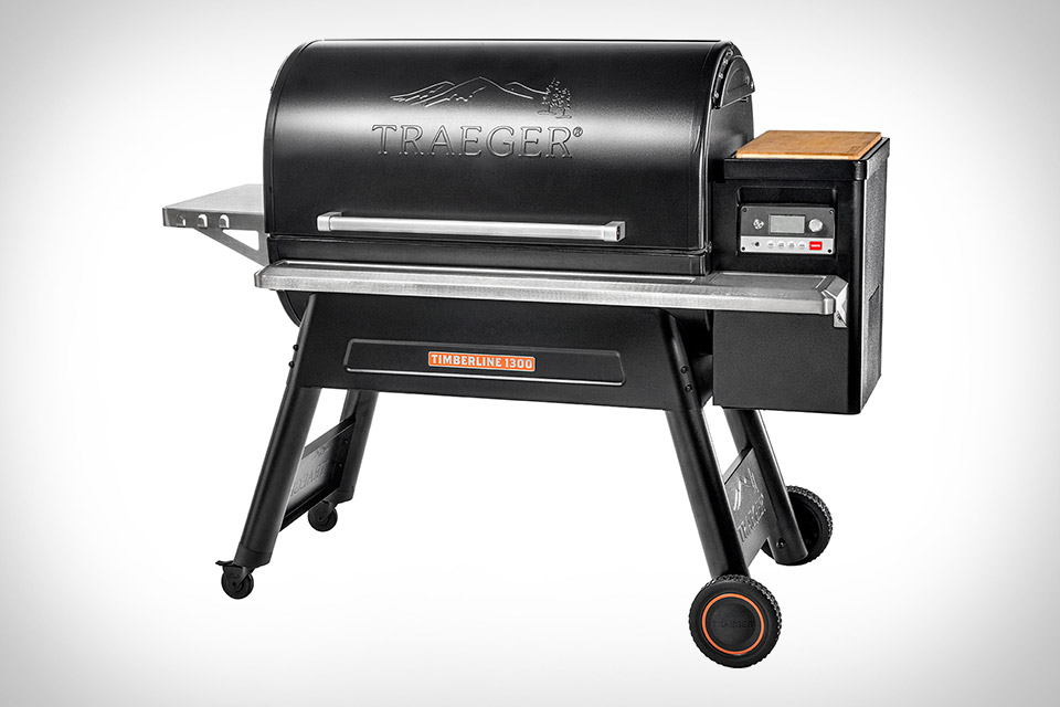 Traeger Timberline Smart Grill
