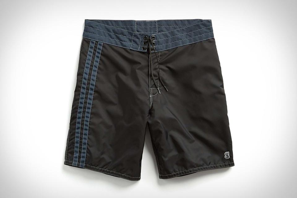 Birdwell x Todd Snyder Board Shorts