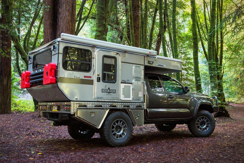 Woolrich Pop-Up Camper
