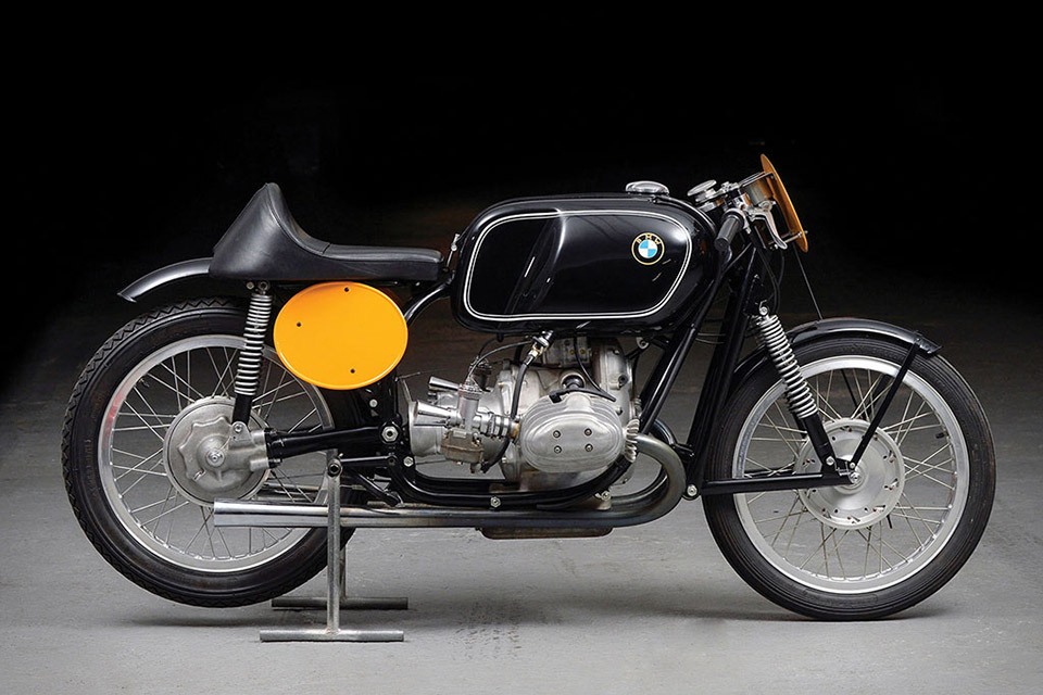 1954 BMW RS 54 Motorcycle