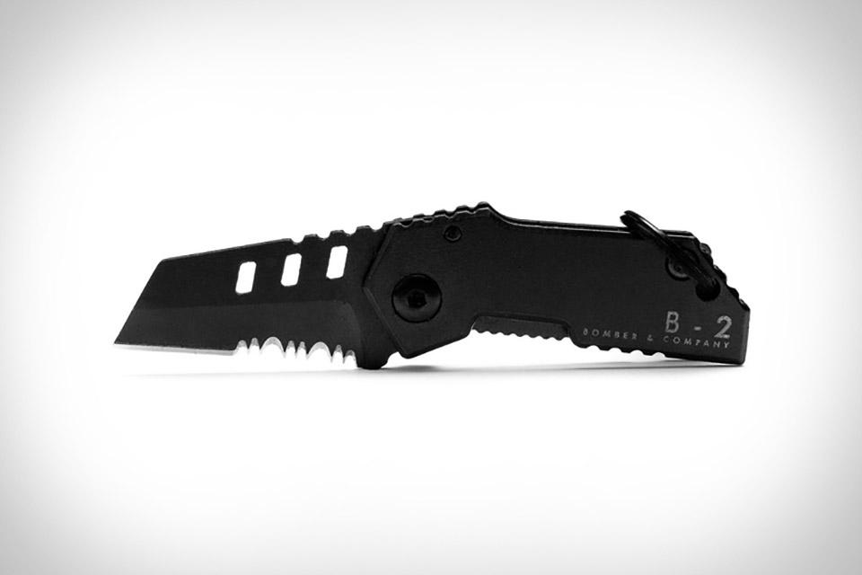 B-2 Nano Blade Knife