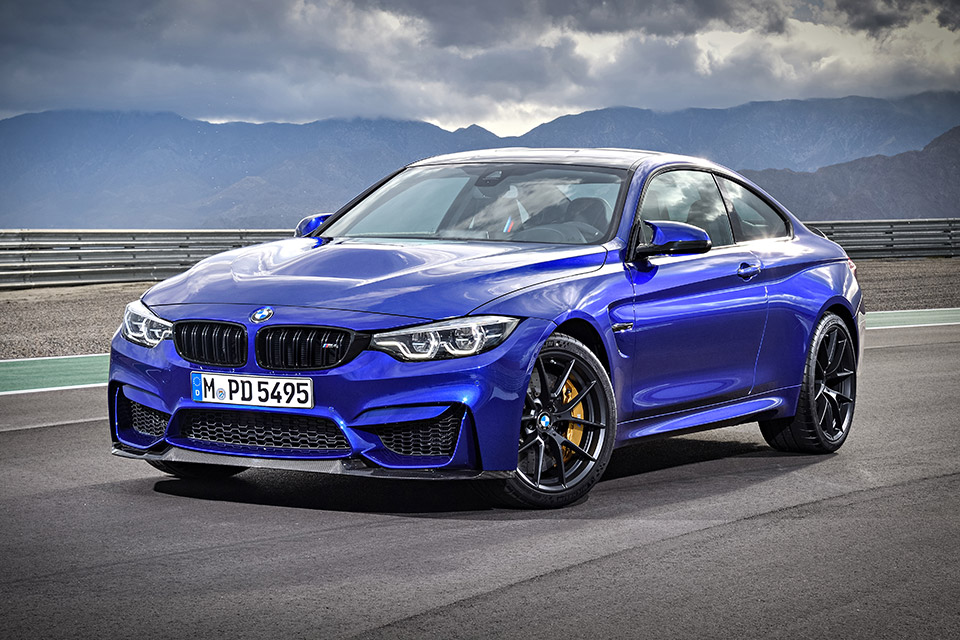 BMW M4 CS Coupe