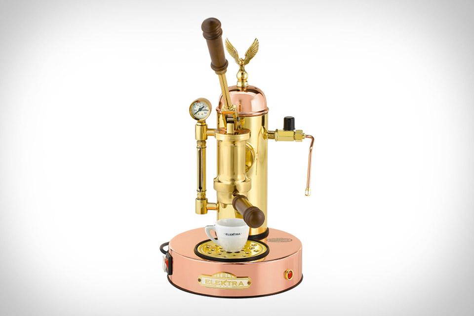 Elektra Micro Casa Leva S1 Espresso Machine