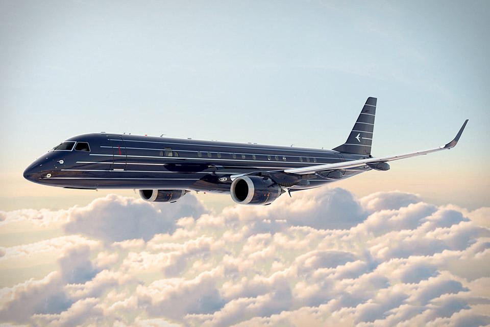 Embraer Manhattan Jet