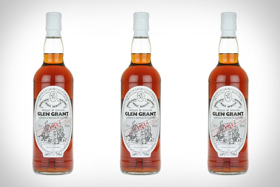 Glen Grant 1954 Scotch Whisky