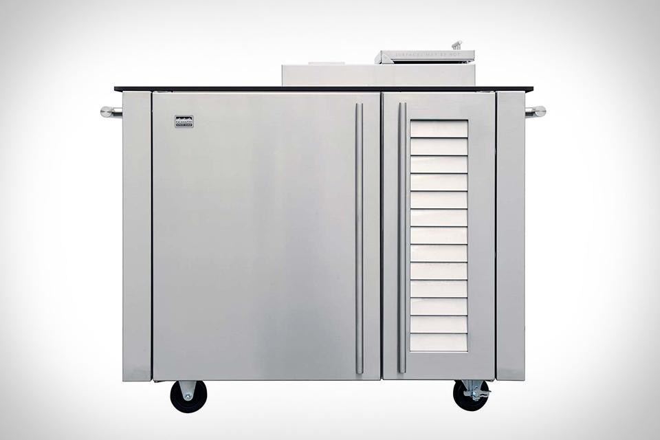 Kalamazoo Smoker Cabinet