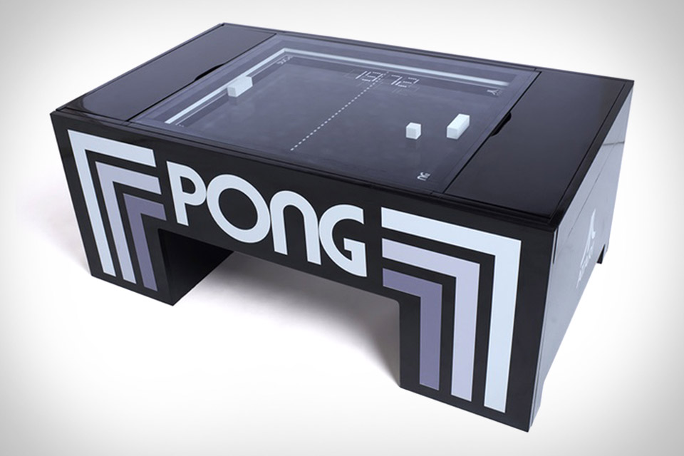 Physical Pong Table