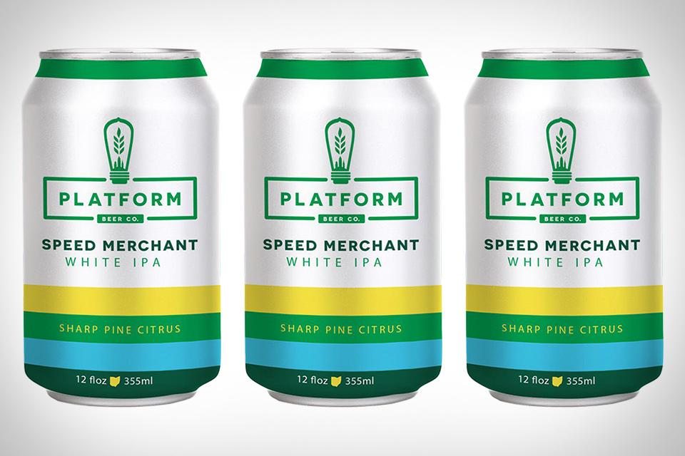 Platform Beer Company Speed Merchant IPA