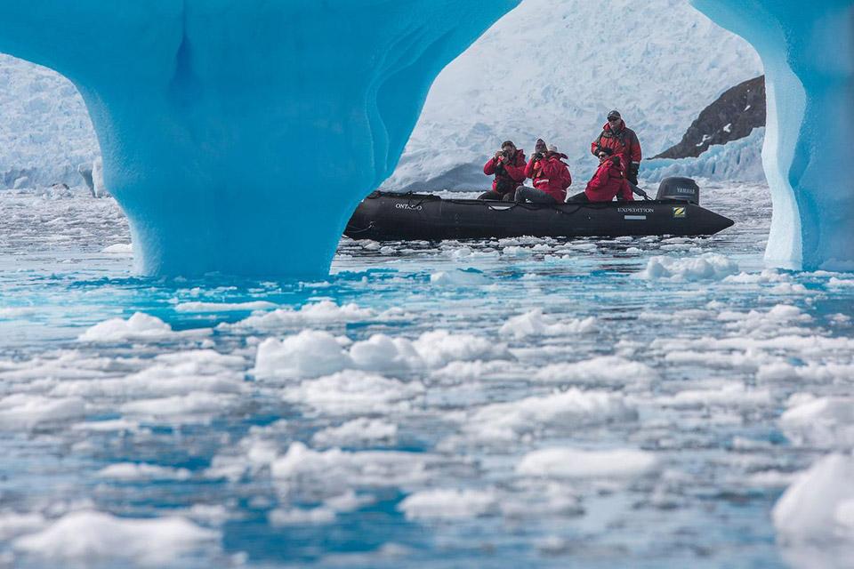 Spirit Of Shackleton Antarctic Voyage
