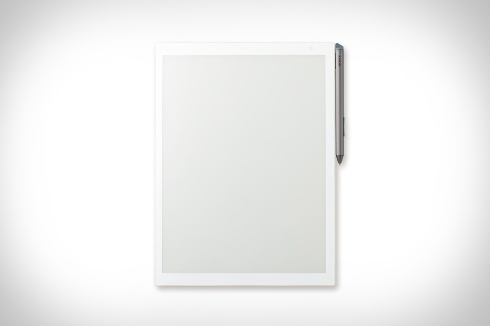 Sony E-Paper Tablet