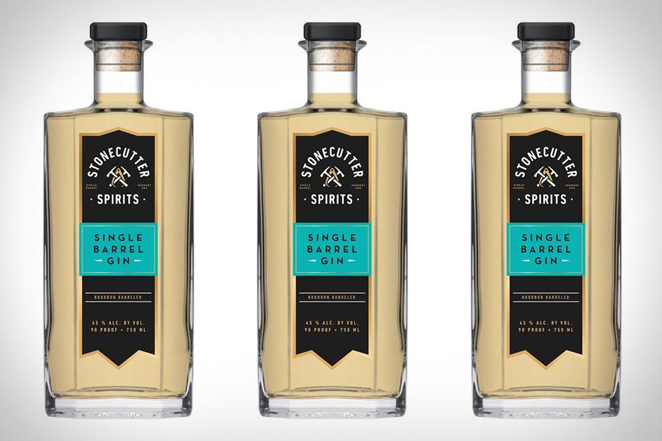 Stonecutter Single Barrel Gin