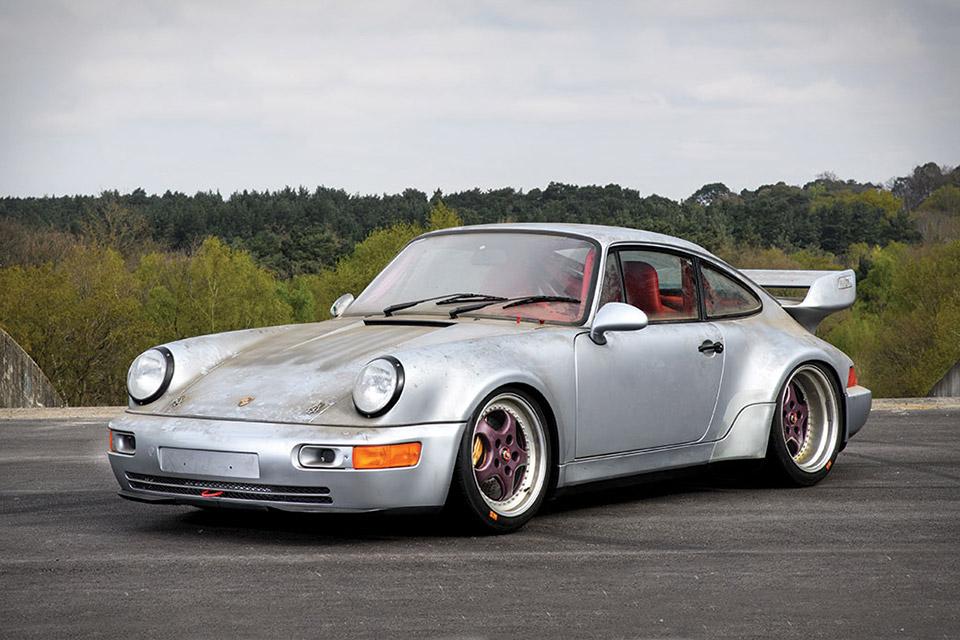 Untouched 1993 Porsche 911 Carrera RSR