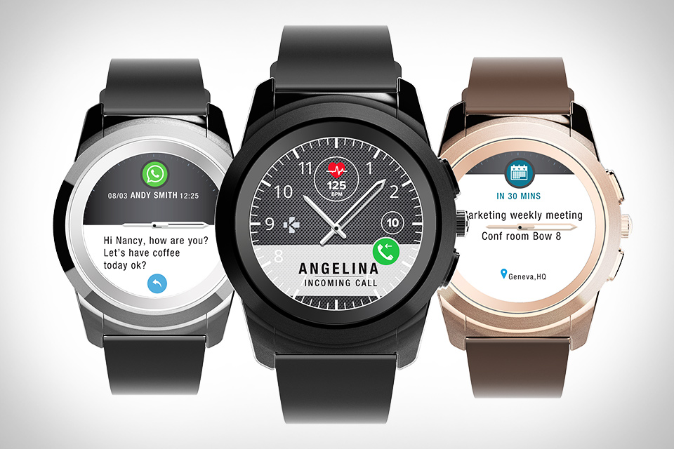 Zetime Smartwatch Uncrate