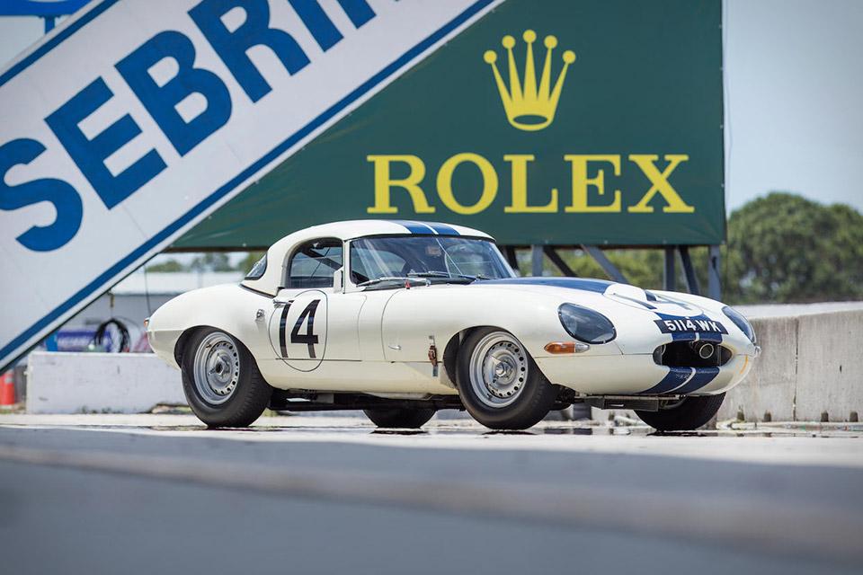 1963 Jaguar E-Type Le Mans Racer