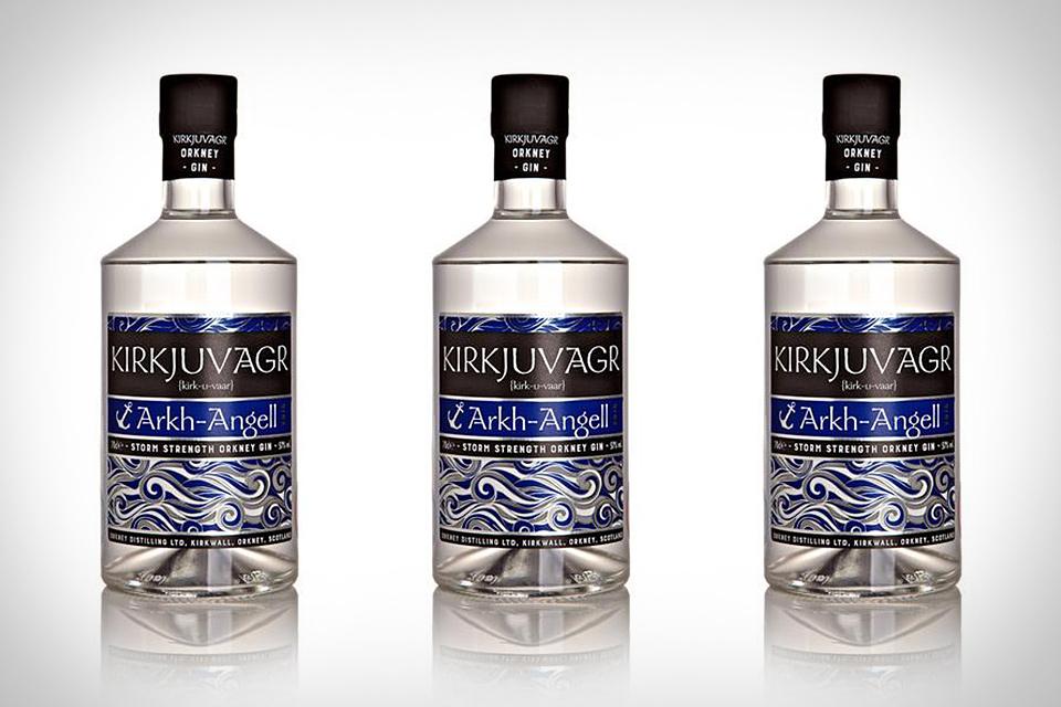 Orkney Kirkjuvagr Arkh-Angell Gin