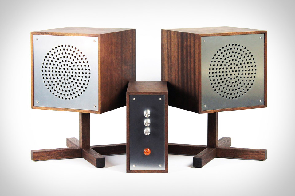 Love Hulten Astovox Hi-Fi System