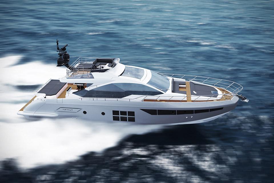 Azimut S7 Yacht